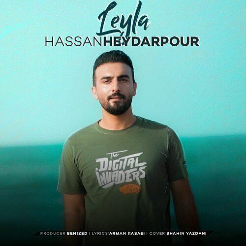 دانلود آهنگ جدید حسن حیدرپور لیلا