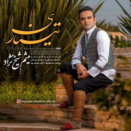 دانلود آهنگ جدید میثم شیخ نژاد تیناری